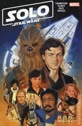 Solo A Star Wars Story TPB (2019 Marvel) 1-1ST