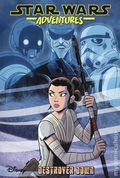 Star Wars Adventures Destroyer Down TPB (2019 IDW) 1-1ST