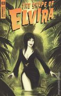 Elvira The Shape of Elvira (2018 Dynamite) 3A