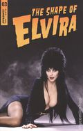 Elvira The Shape of Elvira (2018 Dynamite) 3D