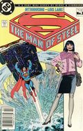 Man of Steel (1986) Canadian Price Variant 2
