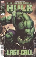 Incredible Hulk Last Call (2019 Marvel) 1A
