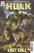 Incredible Hulk Last Call (2019 Marvel) 1B