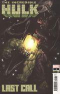 Incredible Hulk Last Call (2019 Marvel) 1C