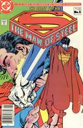 Man of Steel (1986) Canadian Price Variant 5