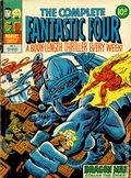 Complete Fantastic Four (1977-1978 Marvel UK) 3