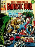 Complete Fantastic Four (1977-1978 Marvel UK) 12