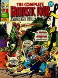 Complete Fantastic Four (1977-1978 Marvel UK) 27