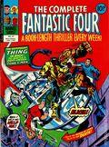 Complete Fantastic Four (1977-1978 Marvel UK) 37