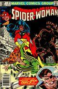 Spider-Woman (1978-1983 1st Series) Mark Jewelers 37MJ