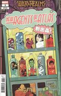 War of the Realms New Agents of Atlas (2019 Marvel) 3B