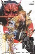 Six Million Dollar Man (2019 Dynamite) 4C