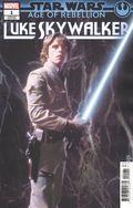 Star Wars Age of Rebellion Luke Skywalker (2019) 1E