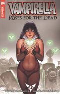 Vampirella Roses For the Dead (2018 Dynamite) 4A