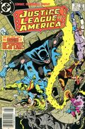 Justice League of America (1960 1st Series) Canadian Price Variant 253