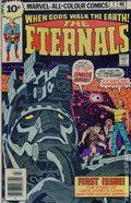 Eternals (1976) UK Edition 1UK