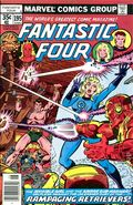 Fantastic Four (1961 1st Series) Mark Jewelers 195MJ