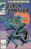 Black Panther (1988 Marvel Mini-Series) 4