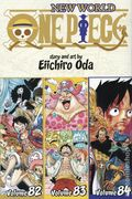 One Piece TPB (2009- Viz) 3-in-1 Volume 82-84-1ST
