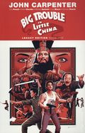 Big Trouble in Little China TPB (2019 Boom Studios) Legacy Edition 1-1ST
