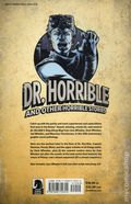 Dr. Horrible and Other Horrible Stories TPB (2019 Dark Horse) 2nd Edition 1-1ST