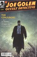 Joe Golem Occult Detective The Conjurors (2019 Dark Horse) 2
