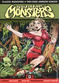 Swamp Monsters TPB (2019 IDW) Classic Monsters of Pre-Code Horror Comics 1-1ST