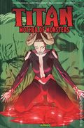 Titan Mother of Monsters TPB (2019 Amigo Comics) 1-1ST