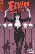 Elvira Mistress of the Dark (2018 Dynamite) 6A