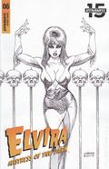 Elvira Mistress of the Dark (2018 Dynamite) 6G