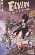 Elvira Mistress of the Dark (2018 Dynamite) 6H