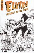 Elvira Mistress of the Dark (2018 Dynamite) 6I
