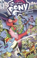 My Little Pony Friendship Is Magic (2012 IDW) 78A
