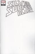 Silver Surfer Black (2019 Marvel) 1F