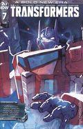 Transformers (2019 IDW) 7AP