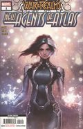 War of the Realms New Agents of Atlas (2019 Marvel) 1E