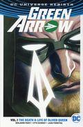 Green Arrow TPB (2017-2020 DC Universe Rebirth) 1-REP