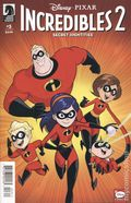 Incredibles 2 Secret Identities (2019 Dark Horse) 3A