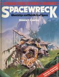 Spacewreck Ghostships and Derelicts of Space HC (1979 Exeter Books) A Terran Trade Authority Handbook 1-1ST