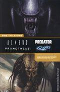 Fire and Stone TPB (2018 Dark Horse) Aliens/Predator/Prometheus/AvP 1-REP