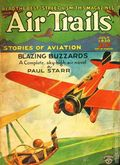 Air Trails (1928-1931 Street & Smith) Pulp 1st Series Vol. 4 #4