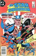 All Star Squadron (1981) Canadian Price Variant 31