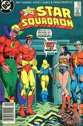 All Star Squadron (1981) Canadian Price Variant 45