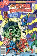 All Star Squadron (1981) Canadian Price Variant 56