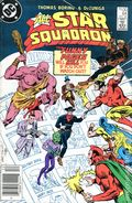 All Star Squadron (1981) Canadian Price Variant 64