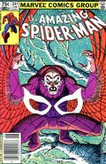 Amazing Spider-Man (1963 1st Series) Canadian Price Variant 241