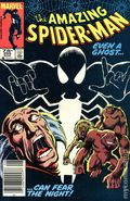 Amazing Spider-Man (1963 1st Series) Canadian Price Variant 255