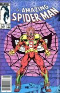 Amazing Spider-Man (1963 1st Series) Canadian Price Variant 264