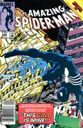 Amazing Spider-Man (1963 1st Series) Canadian Price Variant 268
