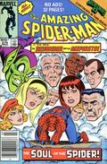 Amazing Spider-Man (1963 1st Series) Canadian Price Variant 274